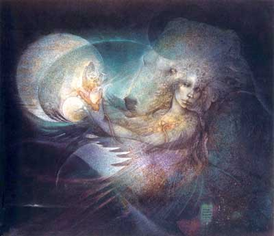Dance of Relationship by Susan Seddon-Boulet