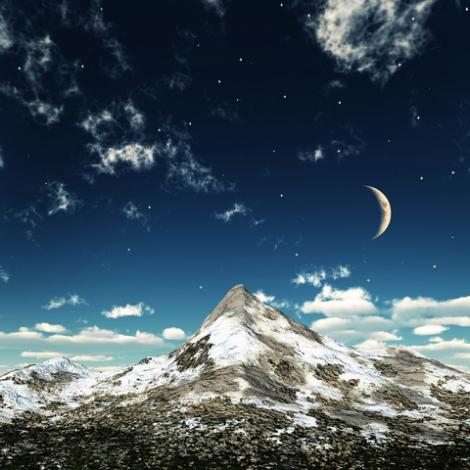 New Moon in Capricorn