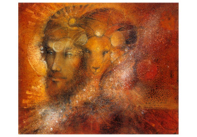 Aries by Susan Seddon Boulet
