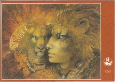Leo by Susan Seddon-Boulet