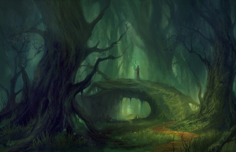 the_forest_path_by_nele_diel-d6pab3v
