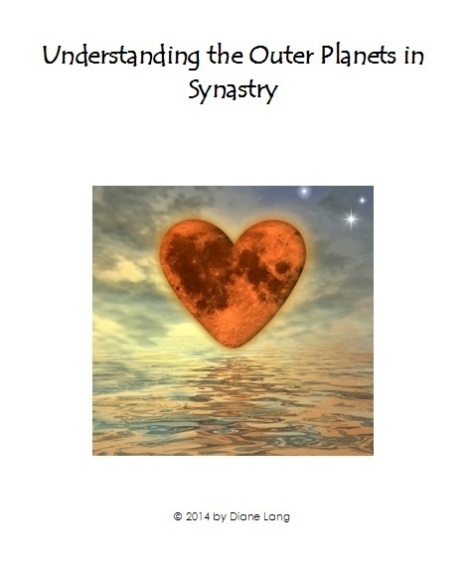 Outer Planets in Synastry cover