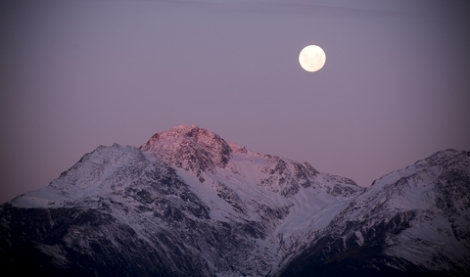 Full Moon in Virgo  © Tim Hester | Dreamstime.com