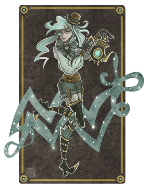steampunk_aquarius_by_creepyfish-d4wxmfy